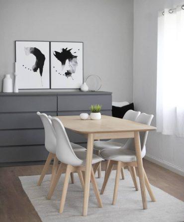 Nordic livingroom - styling by erjinterior