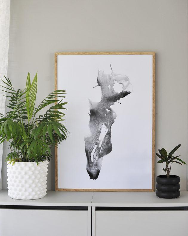 Nordic decor -styling by erjinterior