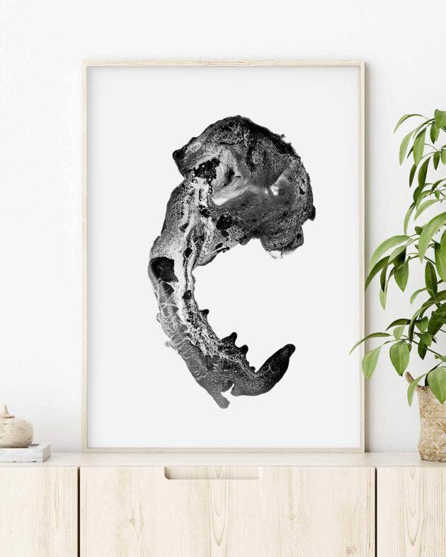 Giannis Karavelis, Limited print Inkographie16 - MONOQROME.CO