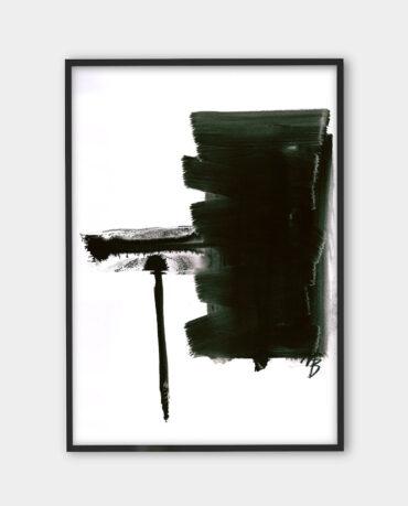 Malene Birger - Contrast - Art Print