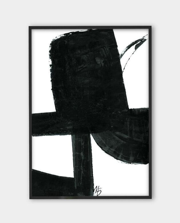 Malene Birger - Form No3 - art print